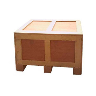 胶合板箱子